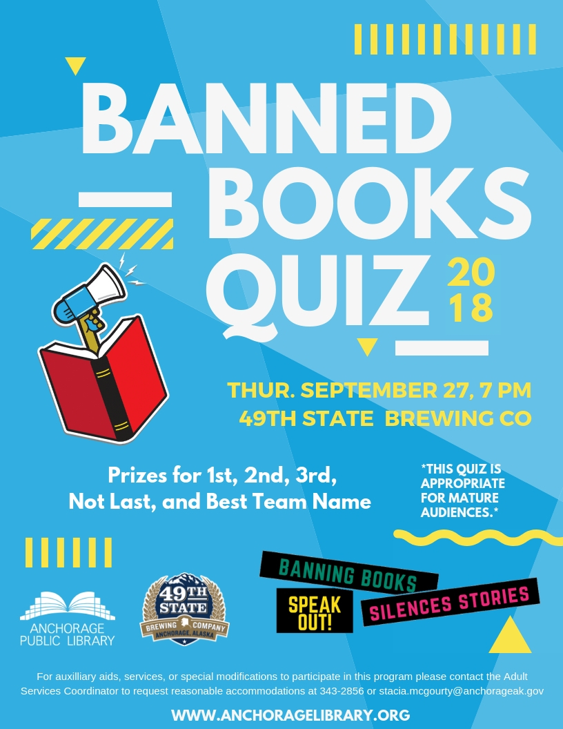 dear banned author | Banned Books Week