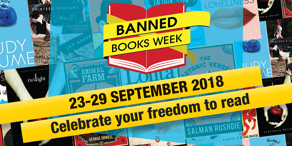 Banned Books Week isn t just observed here in the United States — it s a  world-wide celebration of the freedom to read! Banned Books Week UK has  brought the ... c5e5329c8239b