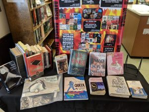 Betsy Gomez   Banned Books Week