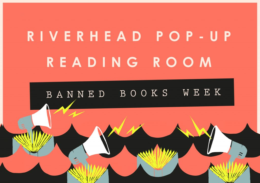 September s pop-up is in honor of Banned Books Week  join us in celebrating  the freedom to read as ... a06d2ad20243c