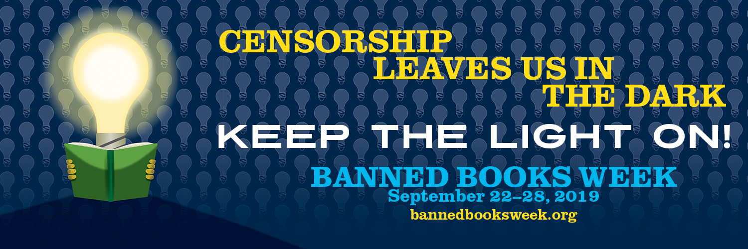 Banned Books Week logo