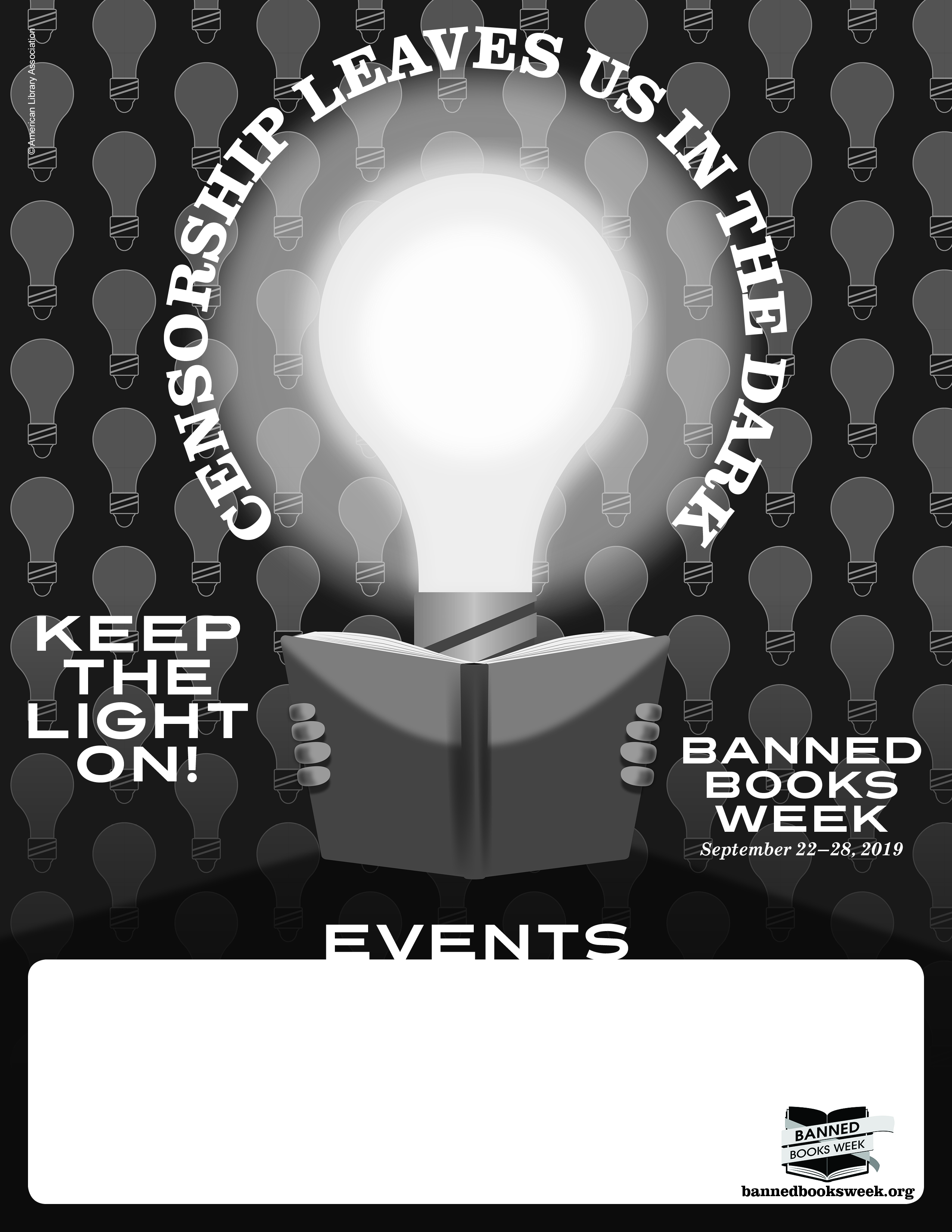 Banned Books Week  Poster And Flier Templates