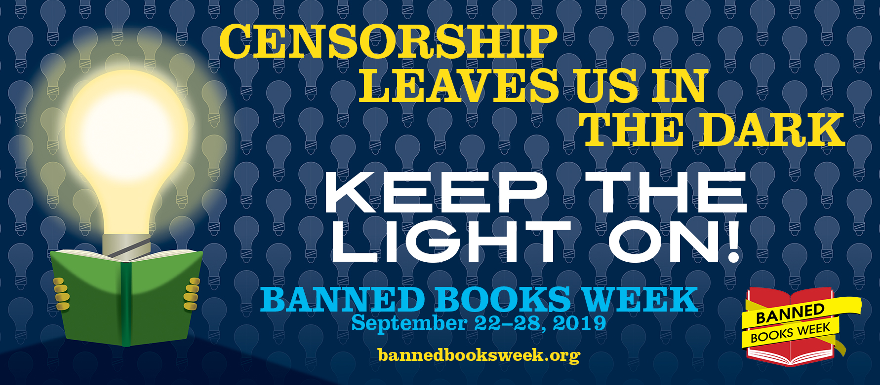 dcd190e3ab50e Banned Books Week 2019  Censorship Leaves Us in the Dark